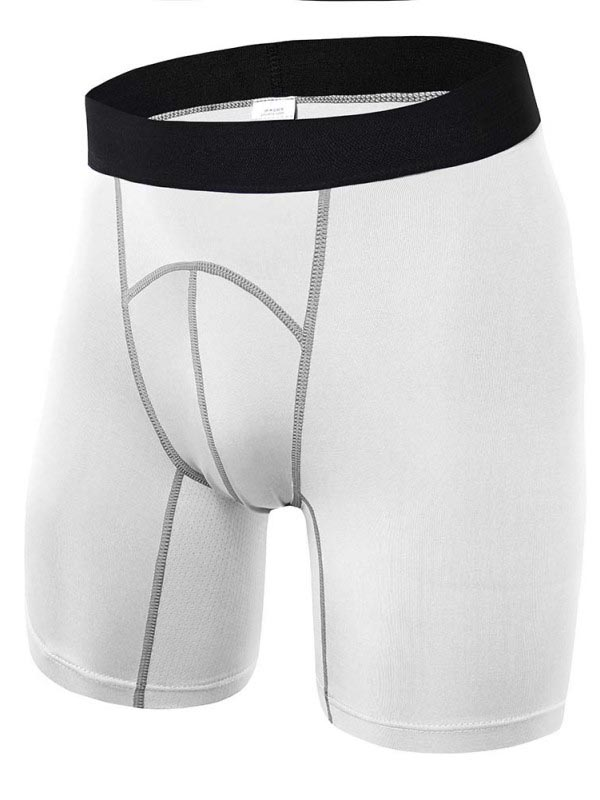 Ropalia Mens Body Armour Compression Base Layer Thermal Under Shorts Sport Skins