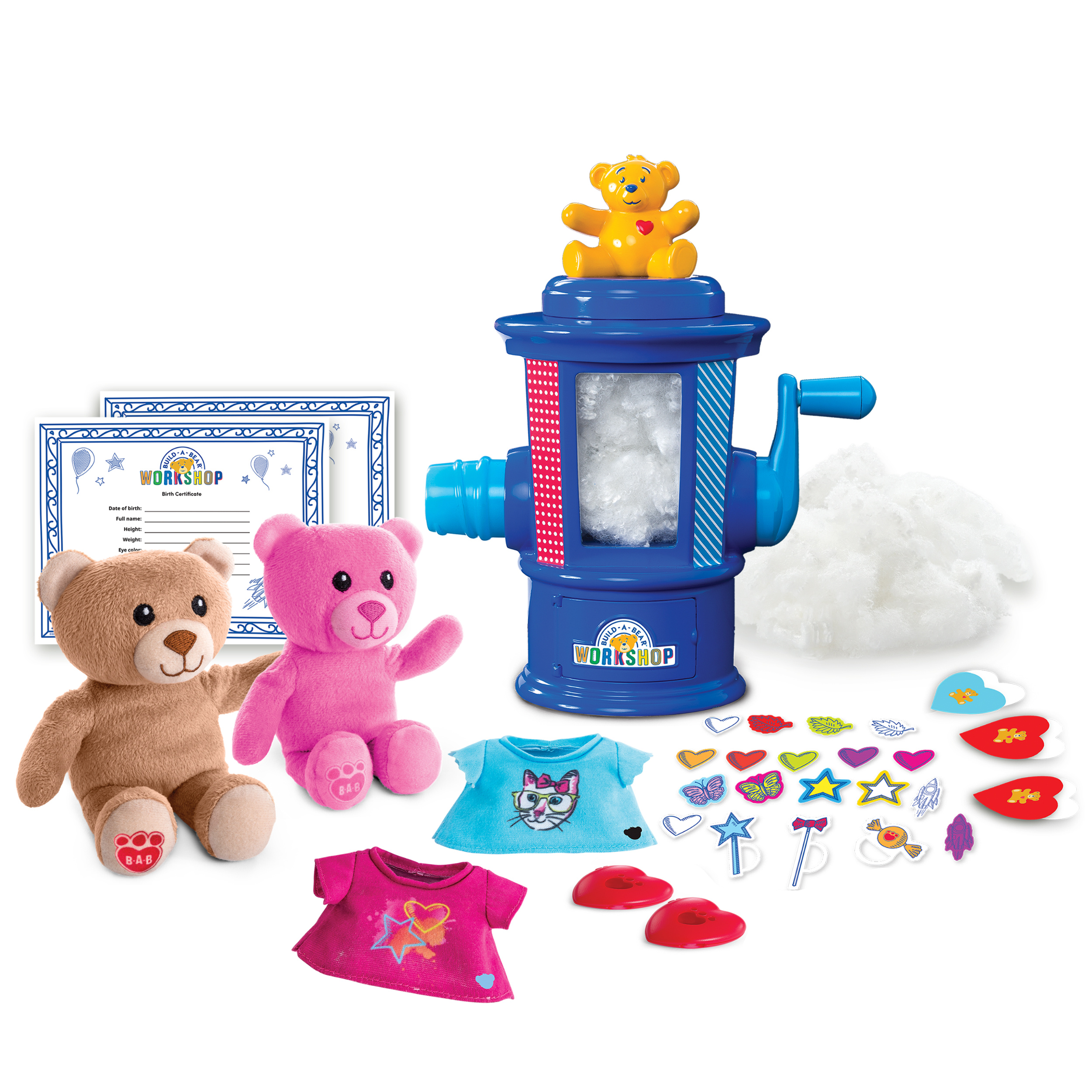 Build A Bear Workshop Stuffing Station By Spin Master (Edition Varies)    Walmart.com