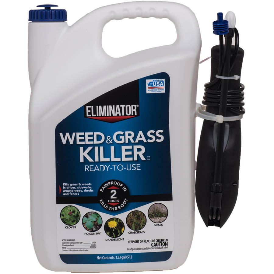 Eliminator Weed and Grass Wand