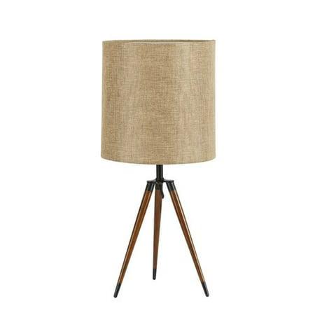 1ceeacc32d7 Brayden Studio Paraiso 19   Tripod Table Lamp - Walmart.com