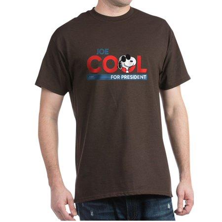 22484ea11 CafePress - Joe Cool For President T-Shirt - 100% Cotton T-Shirt ...