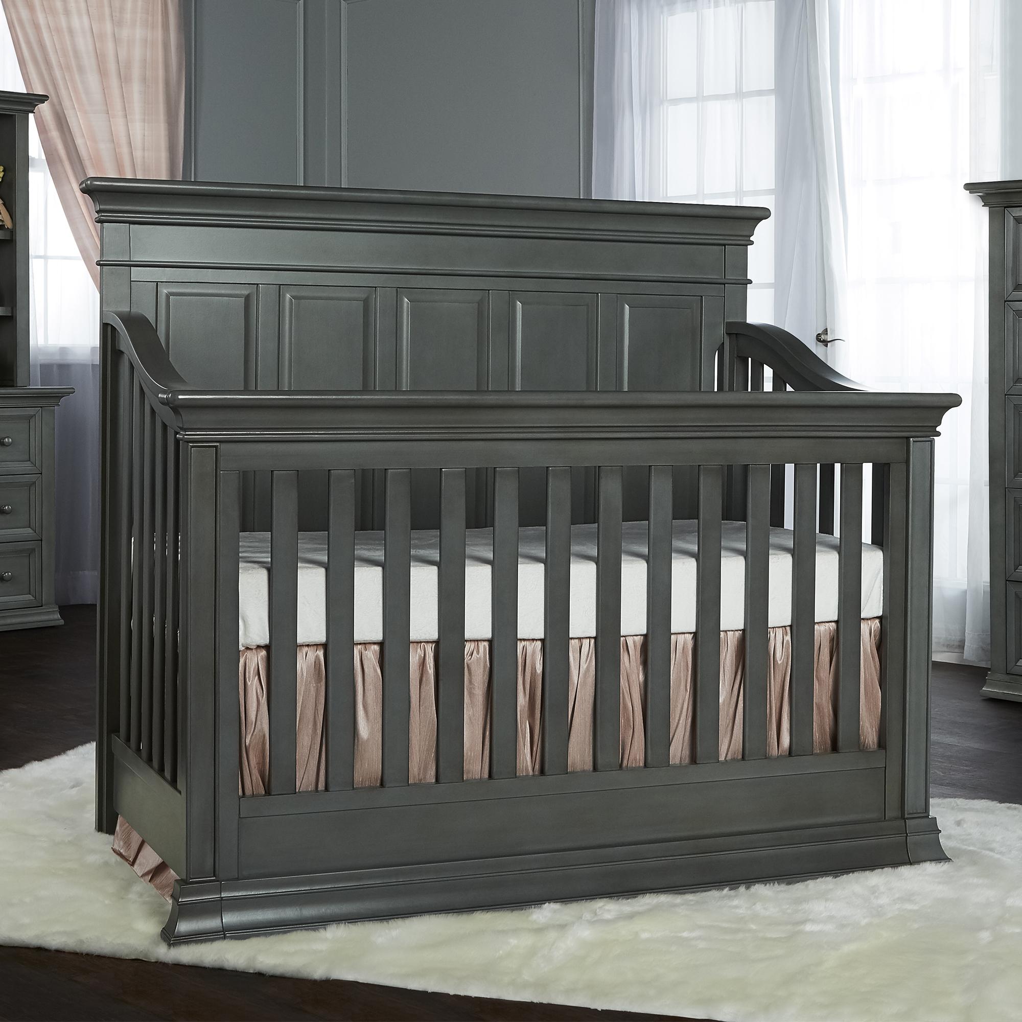 Evolur Napoli 5-in 1 Convertible Crib by Evolur
