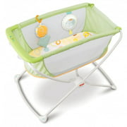 Best Bassinets - Fisher Price Rock N Play Portable Bassinet Green Review