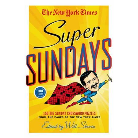The New York Times Super Sundays - image 1 of 1