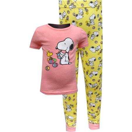Peanuts Snoopy Easter Beagle Toddler Girls - Easter Snoopy