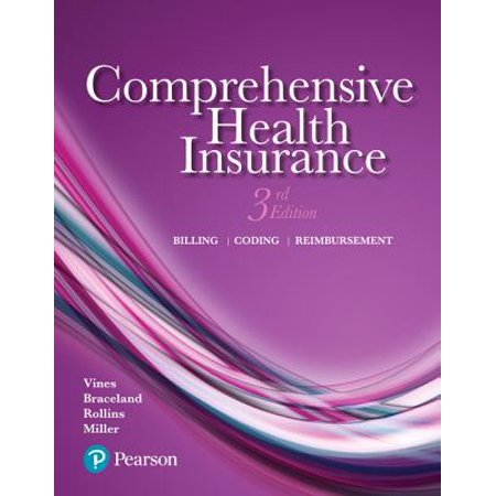 Comprehensive Health Insurance : Billing, Coding, and