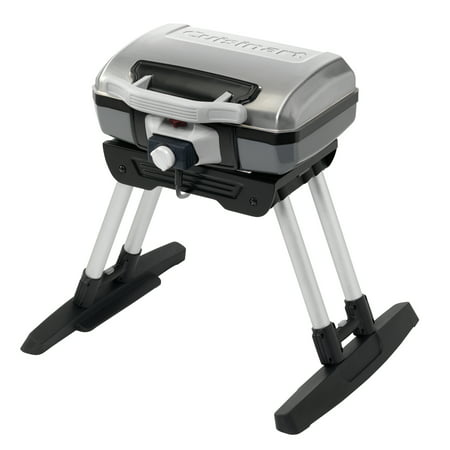 Cuisinart Outdoor Electric Grill With Versa Stand by Cuisinart