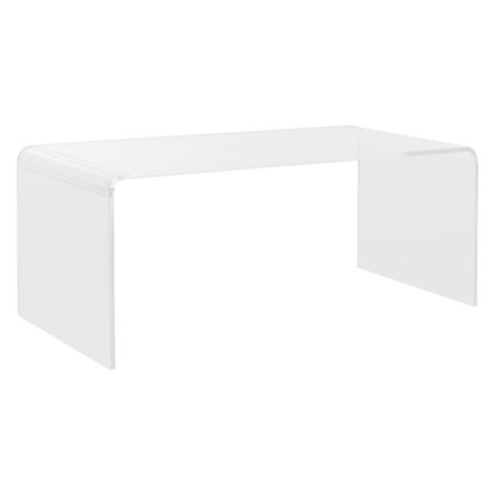 Safavieh Atka Acrylic Coffee Table (Acrylic Coffee Table)
