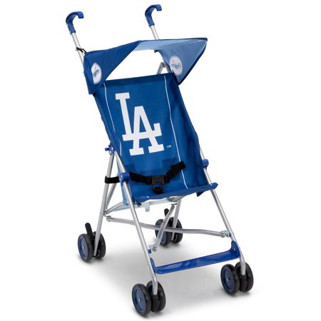 MLB Los Angles Dodgers Lightweight Umbrella Stroller by Delta