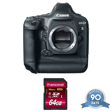 Canon EOS-1D X Mark II DSLR Camera (Body Only) - with Memory Card - RENEWED