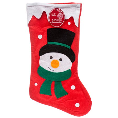 New 370261  Hx Stocking 18 W / Asst (24-Pack) Christmas Cheap Wholesale Discount Bulk Seasonal Christmas Boys ()