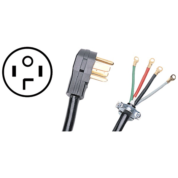 30 Amp Dryer Wire | Certified Appliance Accessories R 90 2020 4 Wire Closed Eyelet 30