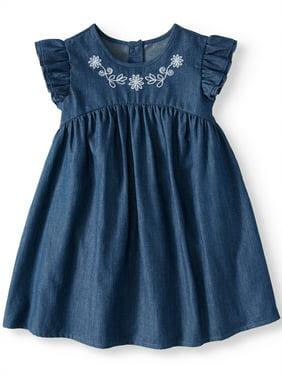 514350977286 Toddler Girls Dresses   Rompers - Walmart.com