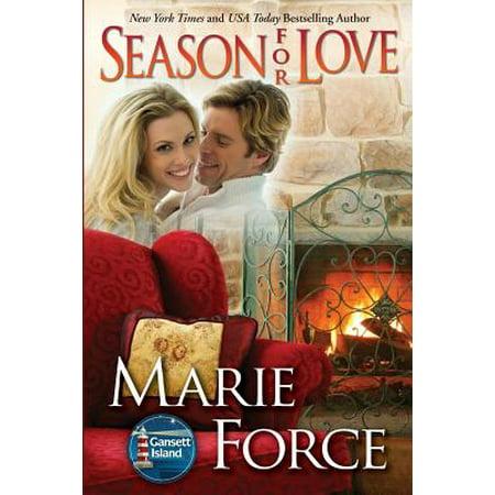 Season for Love : Gansett Island Series, Book