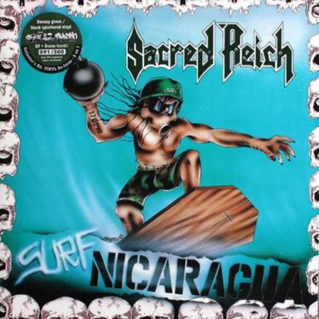 Sacred Reich: Surf Nicaragua+Alive at the Dynamo (Vinyl)