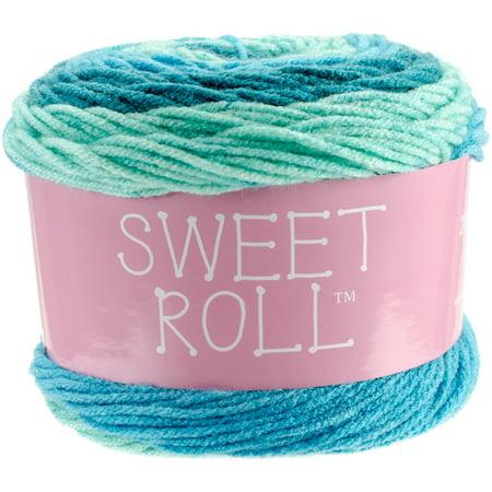Premier Yarns Sweet Roll Yarn Frosty Swirl ()