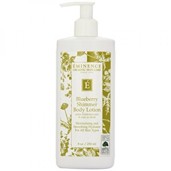 Eminence Blueberry Shimmer Body Lotion, 8.4 Ounce