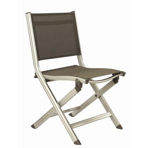 Kettler USA Basic Plus Folding Patio Dining Chair