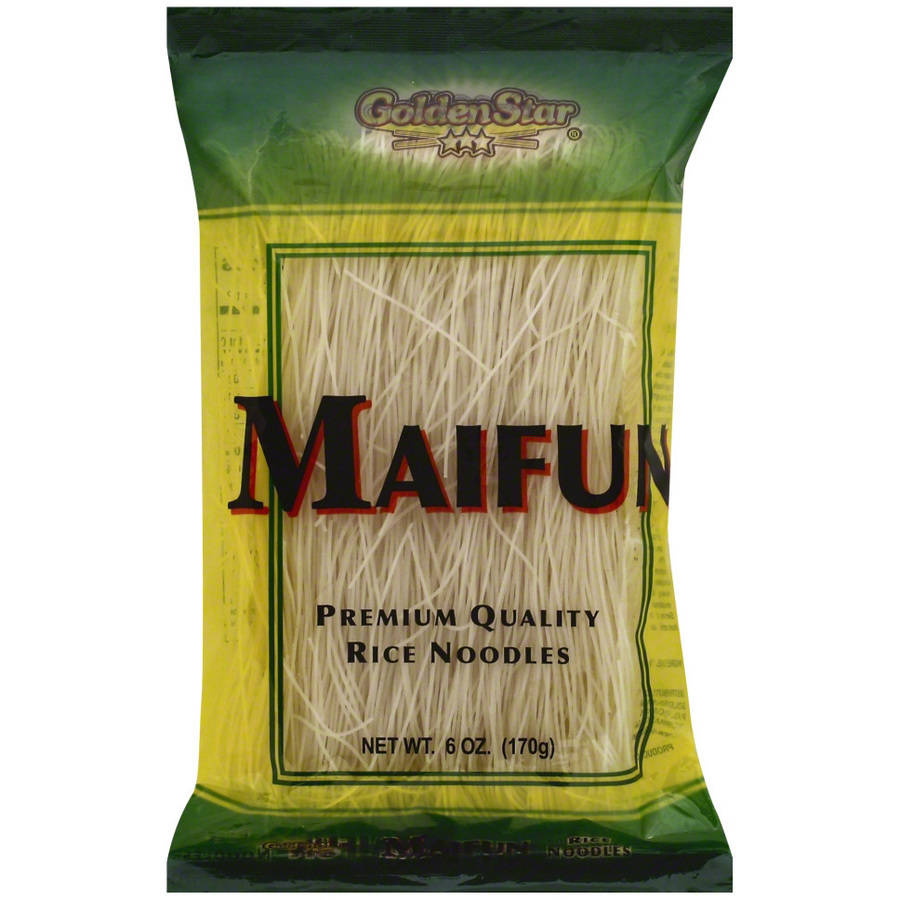 Golden Star Maifun Rice Noodle, 6 oz, (Pack of 8)