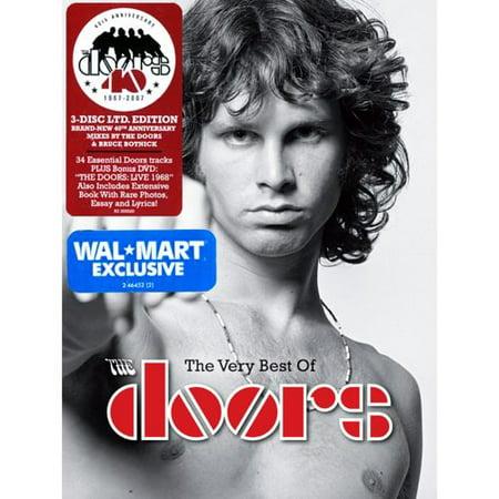 The Very Best Of The Doors (2 Disc Box Set) (with Exclusive Bonus DVD) ()