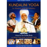 Kundalini Yoga For Wisdom And Self Mastery by