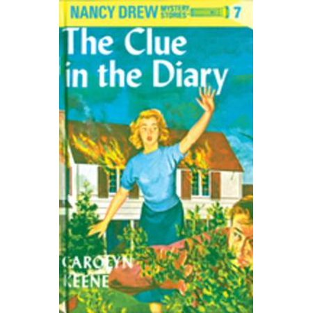 Nancy Drew 07: The Clue in the Diary - eBook