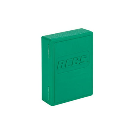 RCBS Die Storage Box, Green