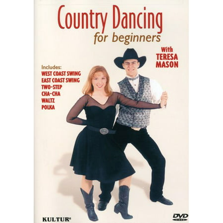 Country Dancing for Beginners (DVD)