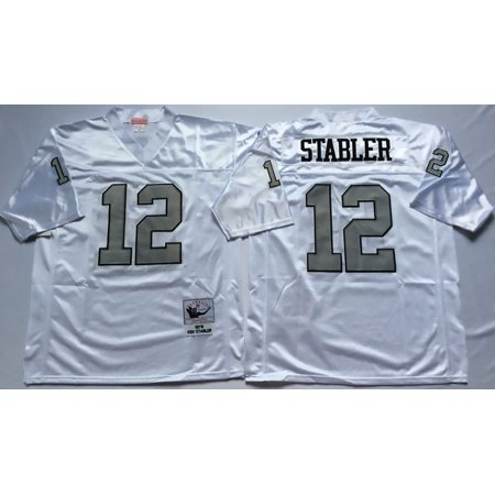 oakland raiders stabler jersey