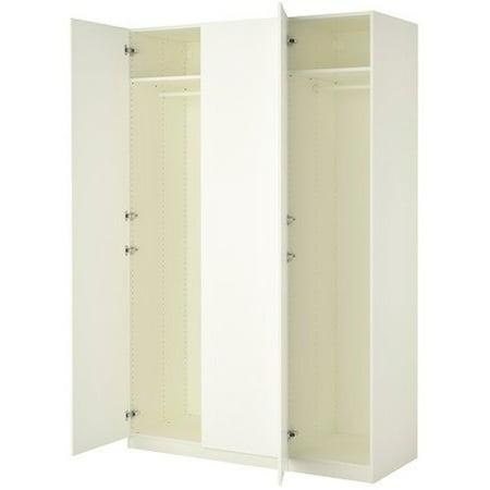 Ikea Wardrobe White Ballstad White 14382811232018 Walmartcom