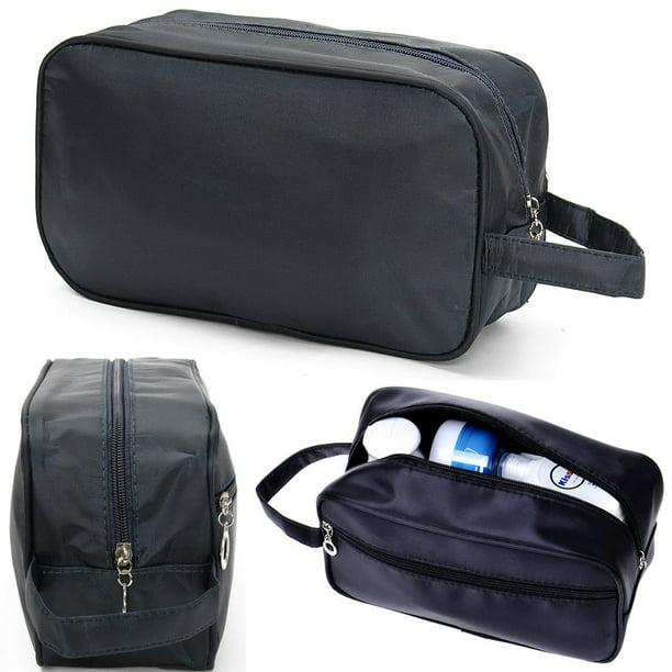 Mens Shaving Kit Travel Bag