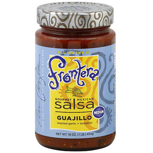 Frontera Gourmet Mexican Guajillo Salsa, 16 oz (Pack of 6)