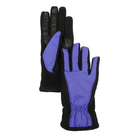 Isotoner Womens Spandex Gloves (Isotoner Women's SmarTouch ThermaFlex Fleece Gloves )
