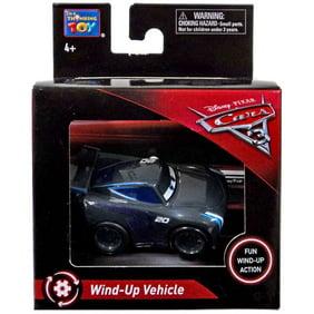 Disney Cars Cars 3 Jackson Storm Diecast Car Jada Toys Walmart