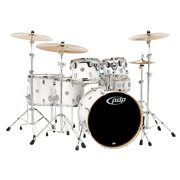 PDP by DW Concept Maple 6-Piece Shell Pack Pearlescent White