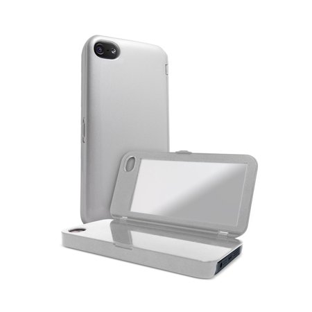 Ifrogz Wrapz Case (iFrogz Glaze Cover for Apple iPhone 5 - Silver)