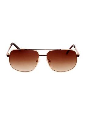 Kenneth Cole Reaction Metal Frame Smoke Gradient Lens Men's Sunglasses KC12766132F