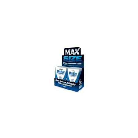 MaxSize Cream - MAX Marque MaxSize