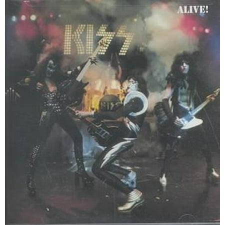 Alive (remastered) (Remaster) (CD)