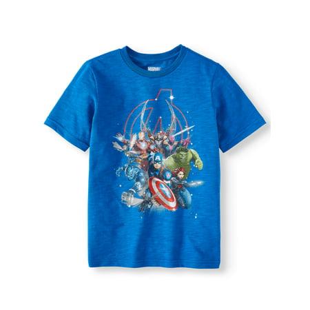 Marvel Clothes For Kids (Boys Marvel