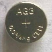 AG3 / LR41 Alkaline Button Watch Battery 1.5V - 2 Pack - FREE SHIPPING
