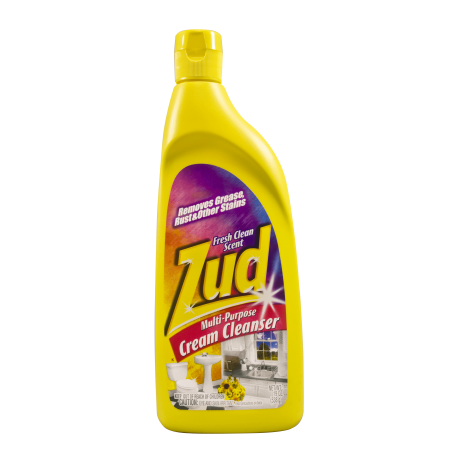 Zud Multi Purpose Cream Cleanser, Fresh & Clean, 19 Oz