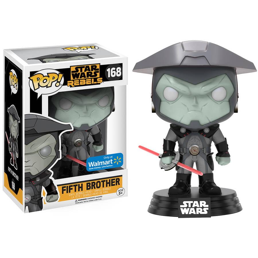 Funko POP! Star Wars Rebels, Fifth Brother, Walmart Exclusive