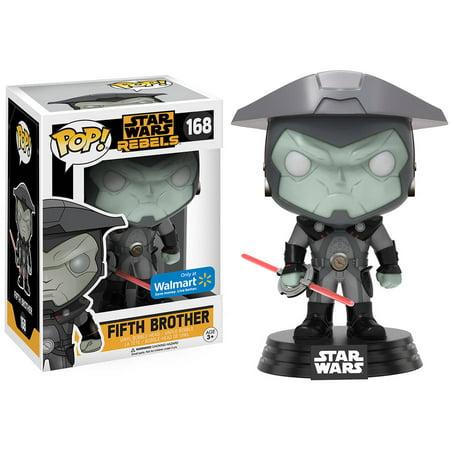 Funko Pop  Star Wars Rebels  Fifth Brother  Walmart Exclusive