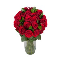 Bloomingmore Farm Fresh Deluxe Be Mine Rose Bouquet 30 stems