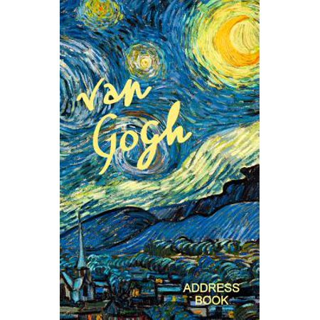 Address Book: Van Gogh Gifts   Presents ( Small Telephone and Address Book ) by