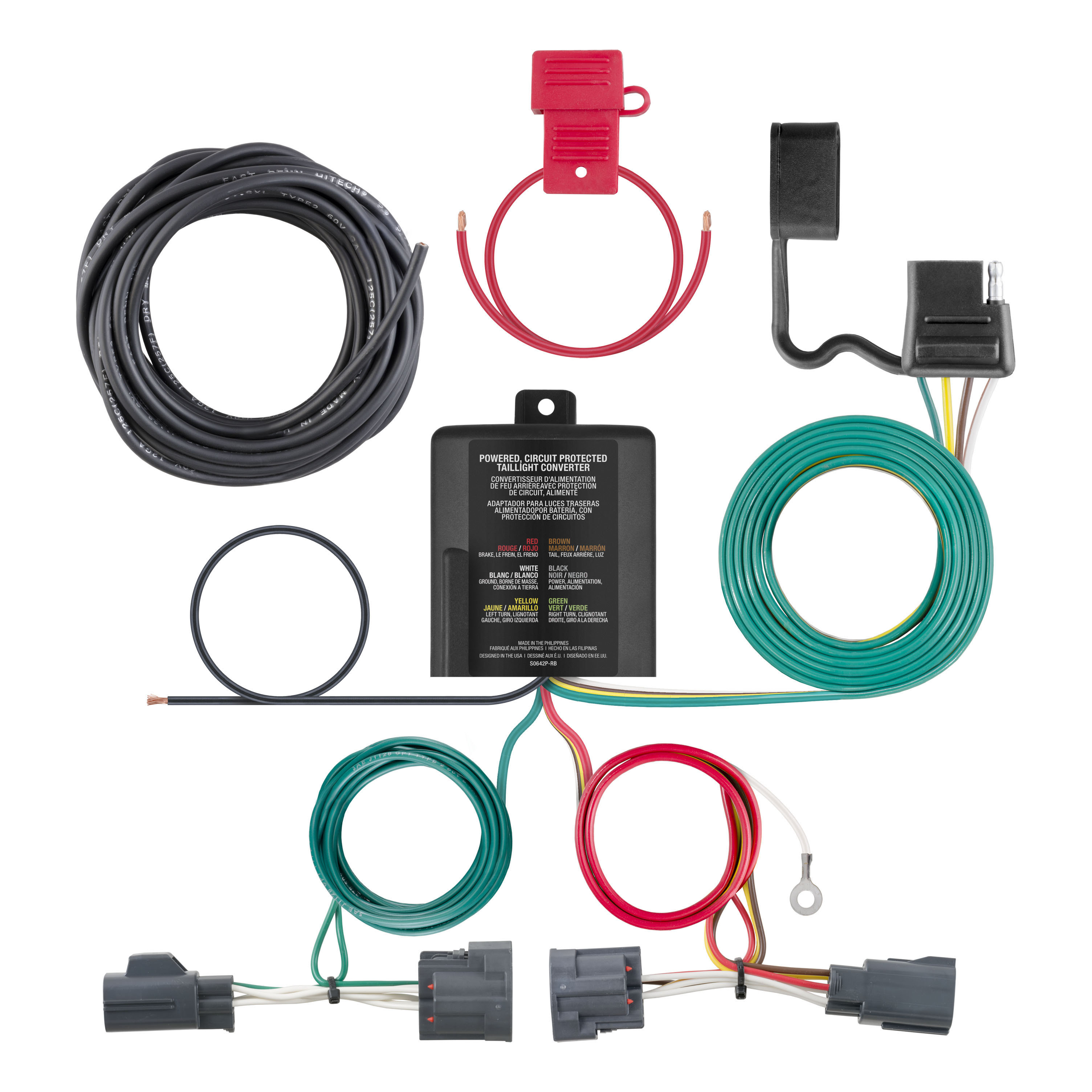 Custom wiring harness walmart