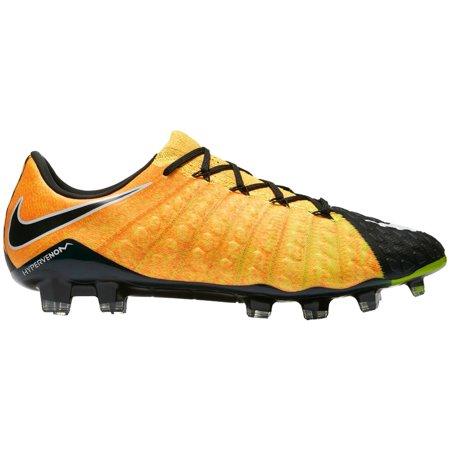 Nike Men s Hypervenom Phantom III FG Soccer Cleats (Orange Black ... ffb39e764