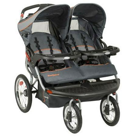 Baby Trend Navigator Double Jogger Walmart Com