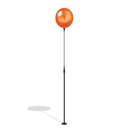 Weatherproof Reusable Balloon Ground Pole Kit](Checkered Flag Balloons)